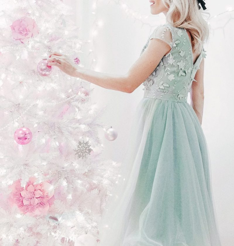 Let There Be Snow & Something Sparkly This Christmas