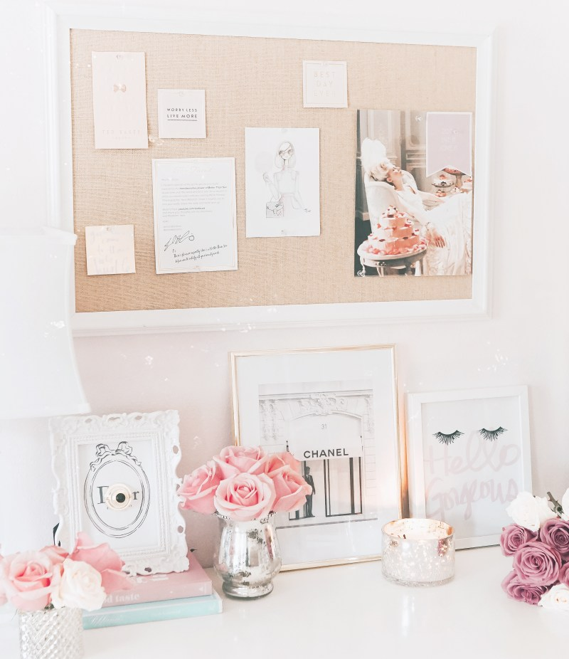 The Source of Inspiration For My Feminine Home Decor