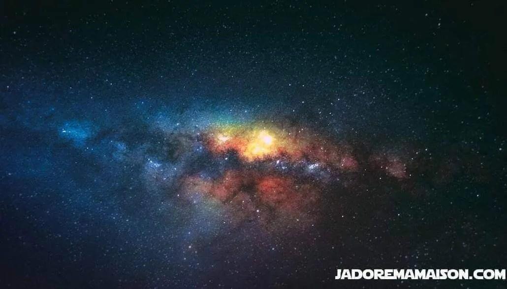 projecteur galaxie