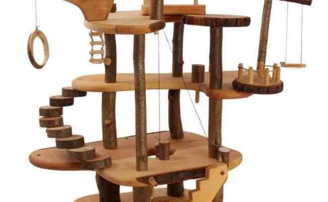 Magic Wood Buildable Wooden Tree House Jadrem Toys