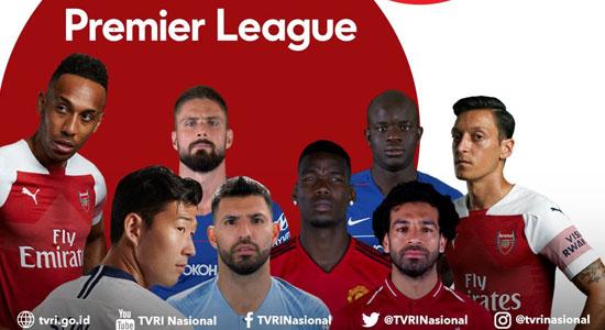 TVRI Tayangkan Liga Inggris (EPL) Mulai Musim Depan