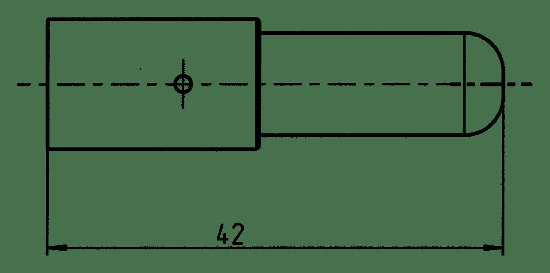 2P/24V(135A) contact (VG 96917 P35) 2P/24V(135A) contact