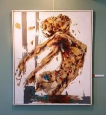 Kunstnar: Deng Ajuech-nak (My Tribe Is Art).