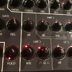 Reason: Using A BCR2000 To Fully Control The SSL Mixer's EQ Channel Strip