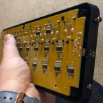 Modifying An X-Touch Mini For Rack Mounting