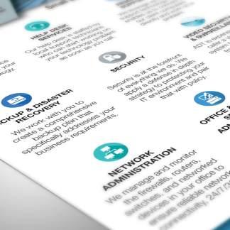 Custom Business Flyer