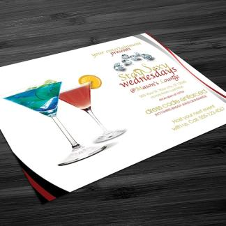 Stay Sexy Wednesdays Flyer Template