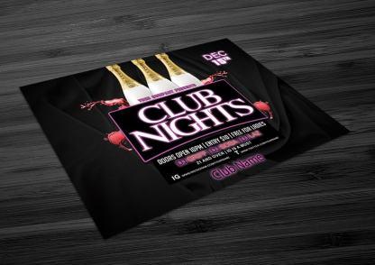Club Nights Flyer Template
