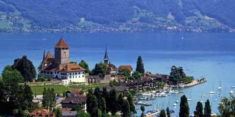 Suíça, eleito o melhor país para se viver em muitas categorias