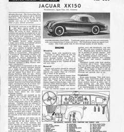 also the xk150 wiring diagram lower page 8 is available in high resolution 176k you can also download a zip file of all the large images 1 13mb  [ 800 x 1035 Pixel ]