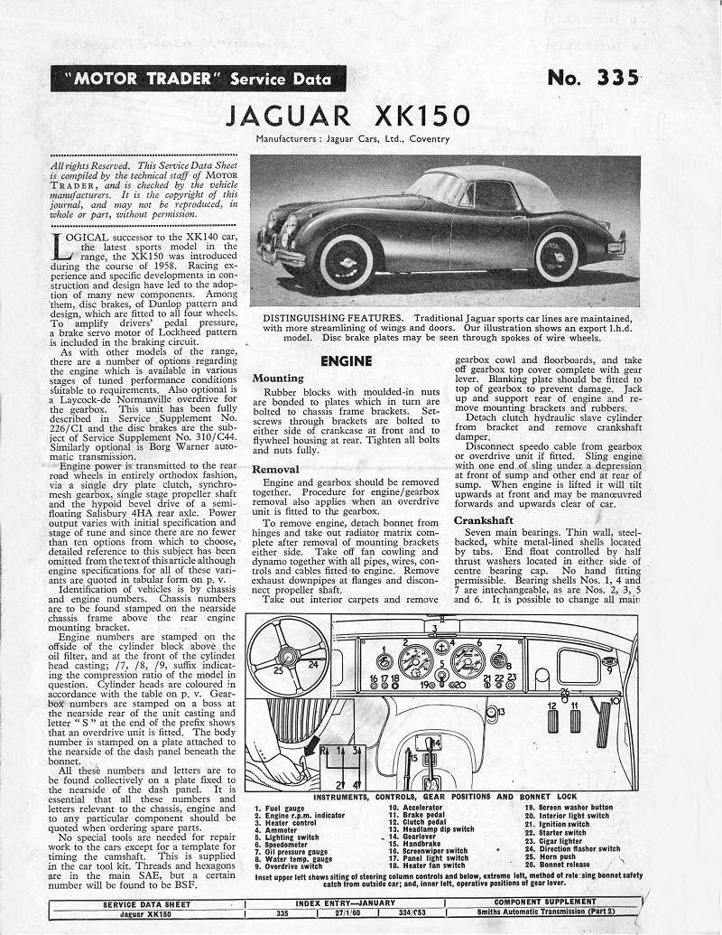 hight resolution of also the xk150 wiring diagram lower page 8 is available in high resolution 176k you can also download a zip file of all the large images 1 13mb