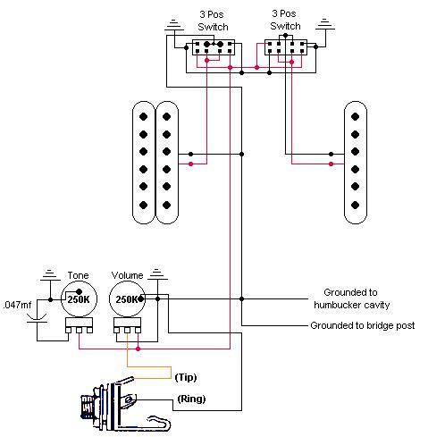 Stratocaster Wiring Diagrams Nilzanet – Stratocaster Wiring Diagrams