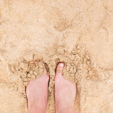 foot ulcer