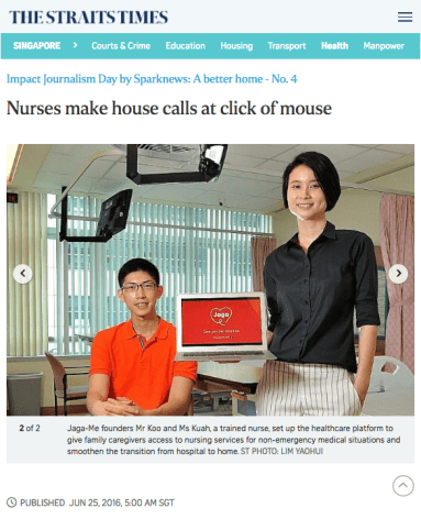 Nurses Make House Calls