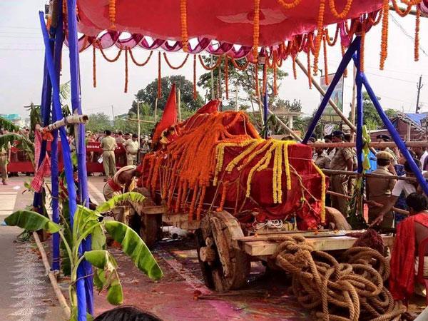 Lord Balabhadra's Daru