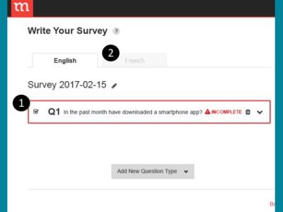 Methodify - Survey Builder