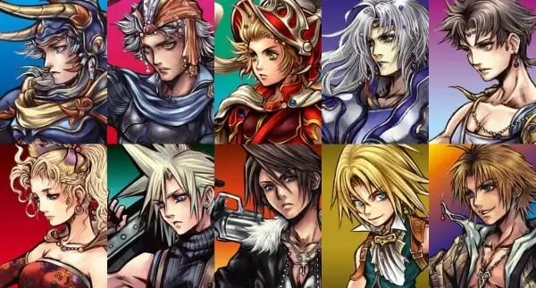 10 Summon Final Fantasy Terkeren  Jagat Review