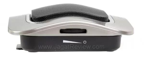 Genius SP I400 Combo Speaker Portabel Dan MP3 Player Yang