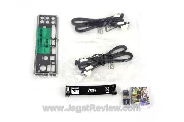 Review MSI Z77A-GD55: Lebih Mudah dengan Tombol Overclock