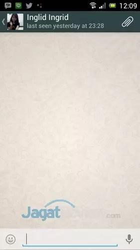 Tips WhatsApp Mengganti Background Wallpaper Pada