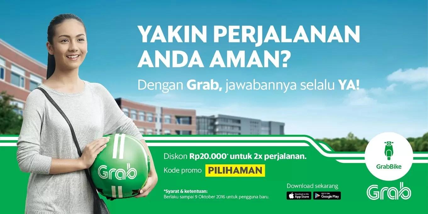 Direct Release Grab kurangi kebutkebutan di Indonesia