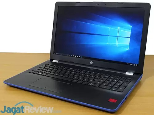 Review Notebook AMD HP 15bw072ax  Jagat Review