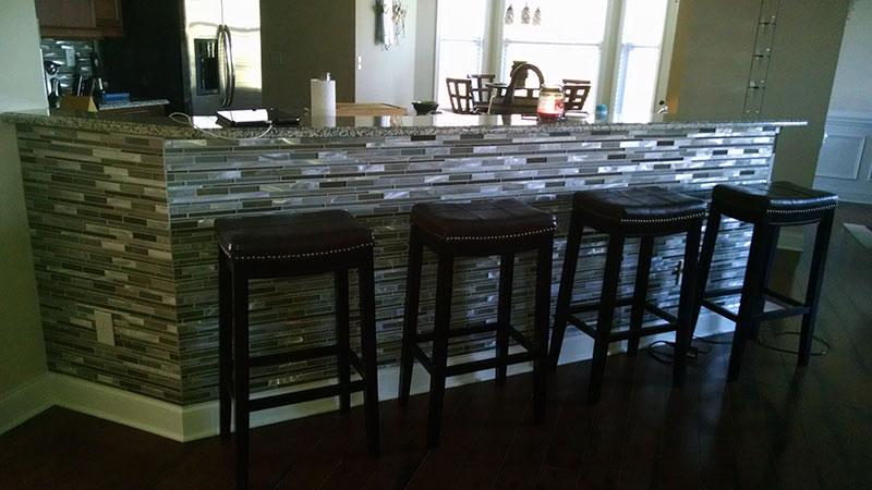 photos of outdoor kitchens and bars kitchen showrooms shrewsbury charlotte, nc tile, bar, backsplash renovation ...