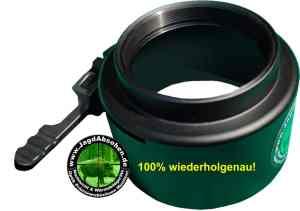 100% wiederholgenaue Waffenmontage Klemmadapter für Dipol bei Jagdabsehen