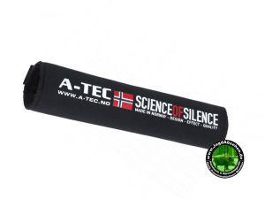 A-Tec Hülle Schalldämpferschutz aus NEOPREN bei Jagdabsehen