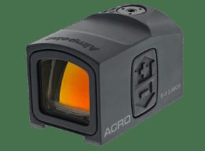 Aimpoint ACRO P-1 für Kurzwaffen bei Jagdabsehen