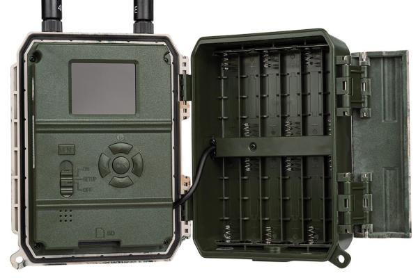 DÖRR Wildkamera 5G - 9 bei Jagdabsehen