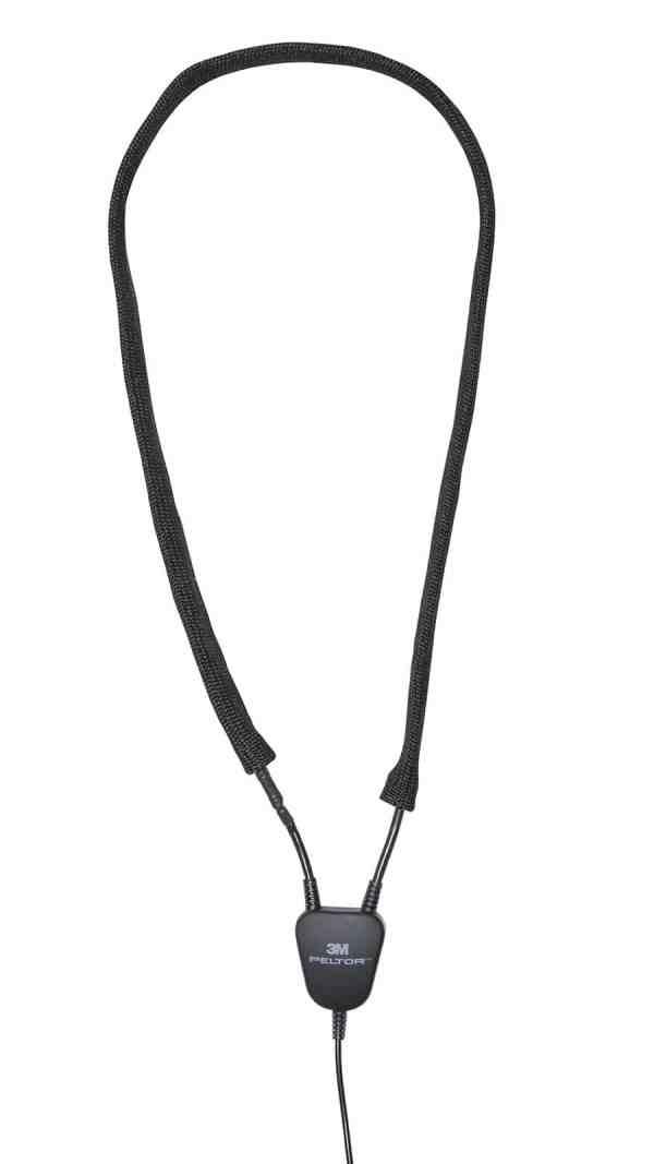 Nacken-Audioband für InEar-Gehörschutz Komplettset 3M bei Jagdabsehen 1