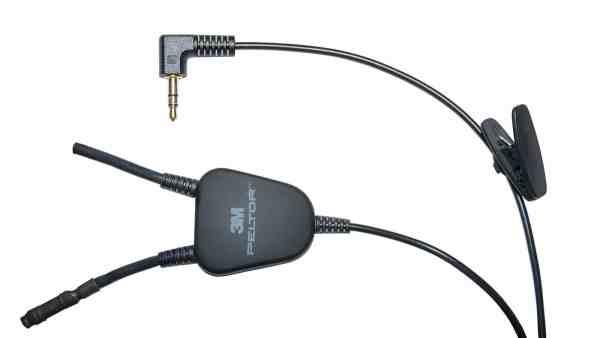 Nacken-Audioband für InEar-Gehörschutz Komplettset 3M bei Jagdabsehen 3
