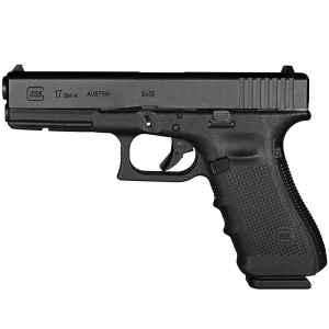 Pistole Kurzwaffe Glock 17 Gen 4 bei Jagdabsehen 1