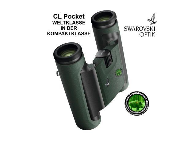Swarovski Wander-Fernglas CL Pocket bei Jagdabsehen 1