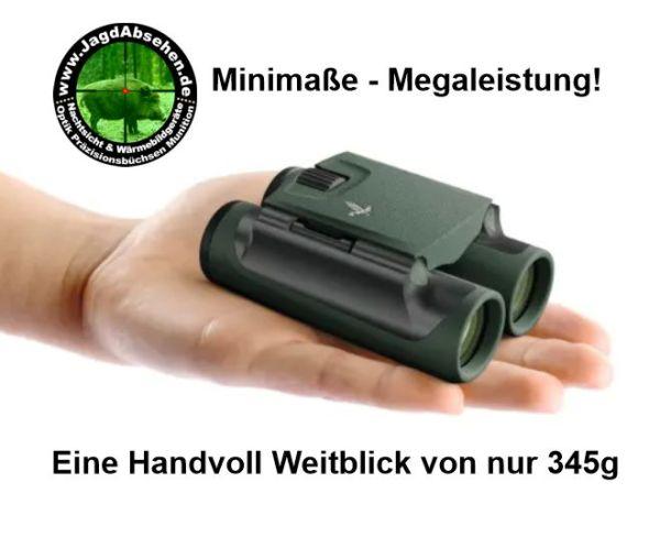 Swarovski Wander-Fernglas CL Pocket bei Jagdabsehen 2