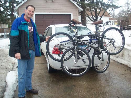 Nick and Silke's Trek bike review