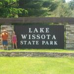 Camping at Wisconsin State Park