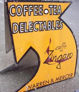 Cafe Zingaro Queen Anne Seattle WA