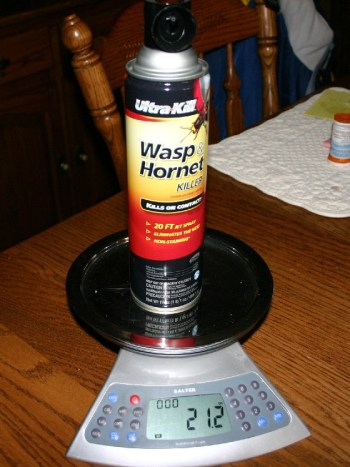 Wasp Spray for Home Protection
