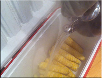 Cook Corn On The Cob For A Crowd