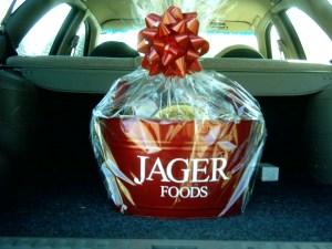 Jager Foods Gift Basket