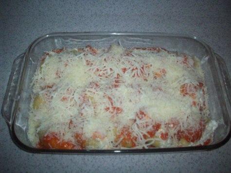 cheesy pasta recipe - so easy to make
