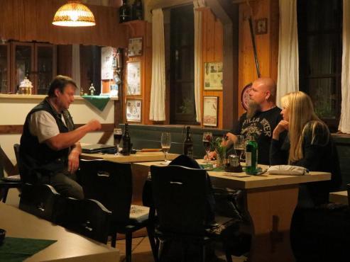 Frank, Mike and Silke