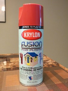 Krylon Fusion Spray Paint Can