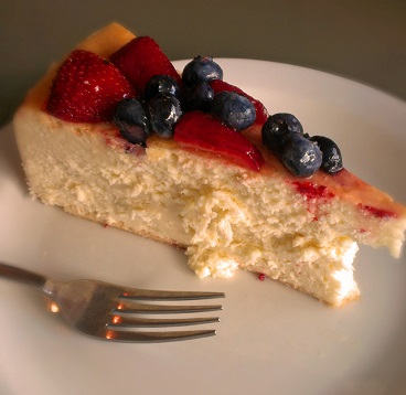 Cheesecake nirvana!