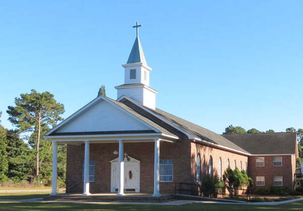 Summerville SC Church