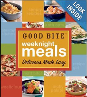 Weeknight Meals Cookbook by Good Bite