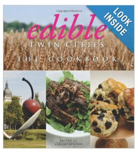 edible Twin Cities cookbook