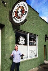 Green Man Brewery, Asheville, NC